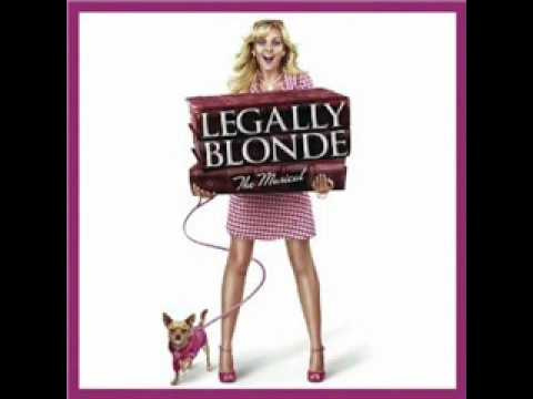 Legally Blonde The Musical - Bend and Snap