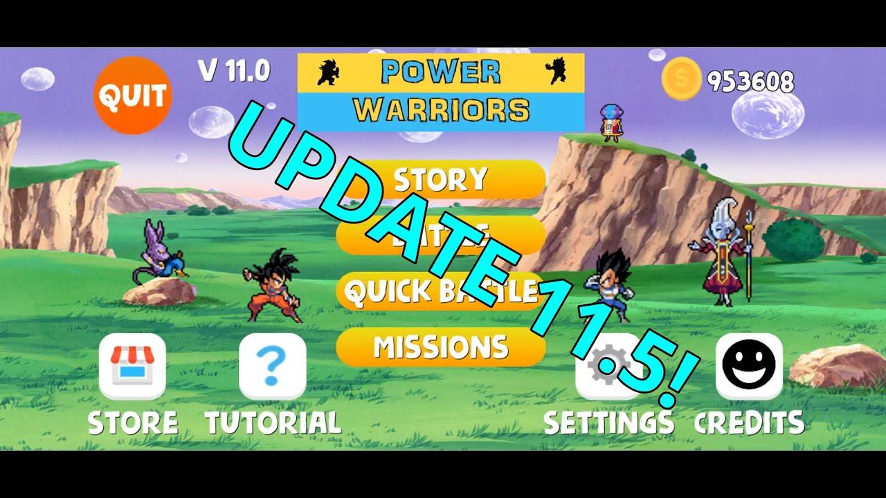 Power Warriors 11.5 Released