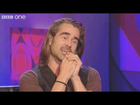 Colin Farrell Turned Down by Dame Eileen Atkins  Friday Night with Jonathan Ross  BBC One