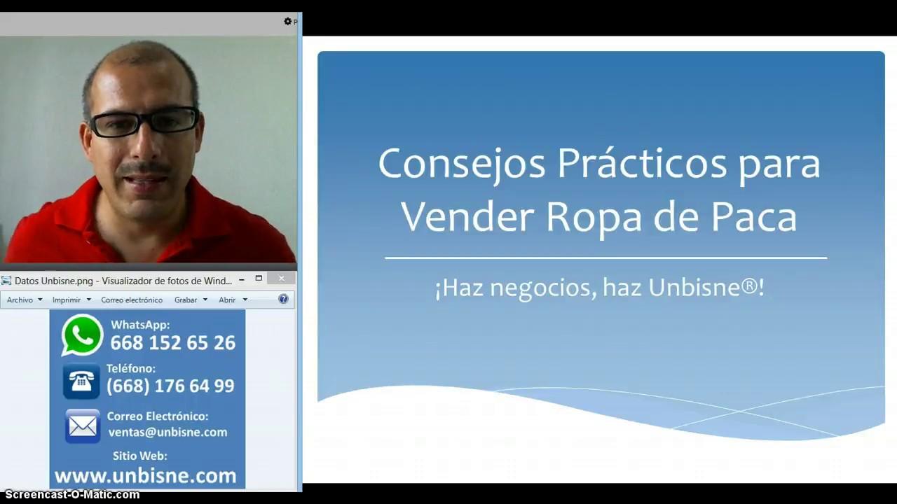 9d7294e1159 Te doy 5 Consejos Muy Buenos para Vender Ropa de Paca! UNBISNE Pacas de Ropa  con Catalogo