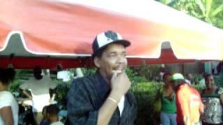 Mr. STEELE Trinidad easter 2009