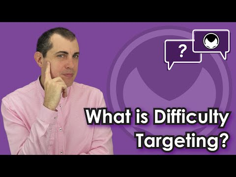 Bitcoin Q&A: What Is Difficulty Targeting?