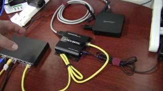 J-Tech Digital HDBitT HDMI Extender up to 400 ft 4K/1080P