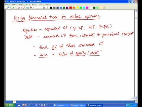 Binary tree option pricing model - Safe And Legal