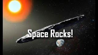 Big Picture Science: Space Rocks! - 19 Nov 2018