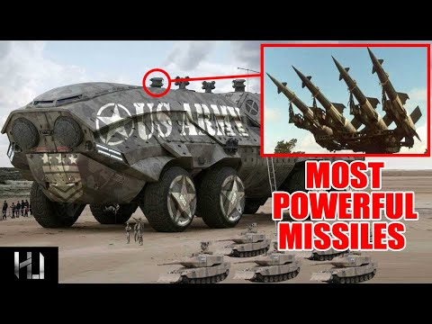 Top 10 Most Insane Military Armored Vehicles In The World   💘 HoOked UP