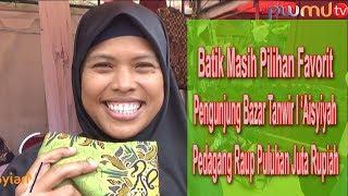 Batik Masih Pilihan Favorit Pengunjung Bazar Tanwir I Aisyiyah, Pedagang Raup Puluhan Juta Rupiah