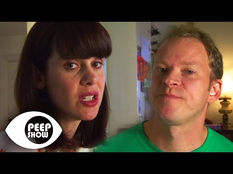 Living With Mark's Sister -  Peep Show