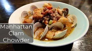 National Clam Chowder Day, Manhattan Style - Chef Jason Bunin Cocoa Beach