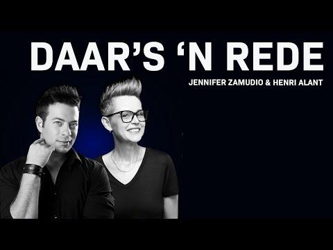 Jennifer Zamudio & Henri Alant – Daar's 'n Rede (Official Audio)