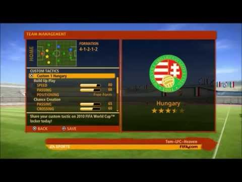 Road to the 2010 FIFA World Cup EP 1 The Start & 2 Game Highlights with Hungary