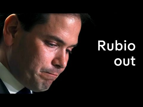 Marco Rubio: Florida Senator drops out Republican race
