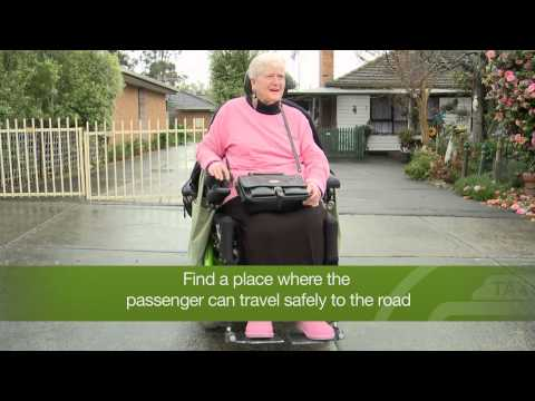 Wheelchair Accessible Taxis - Educational Video