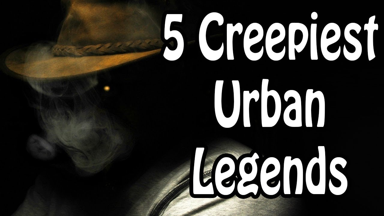 5 Creepiest Urban Legends (Halloween)