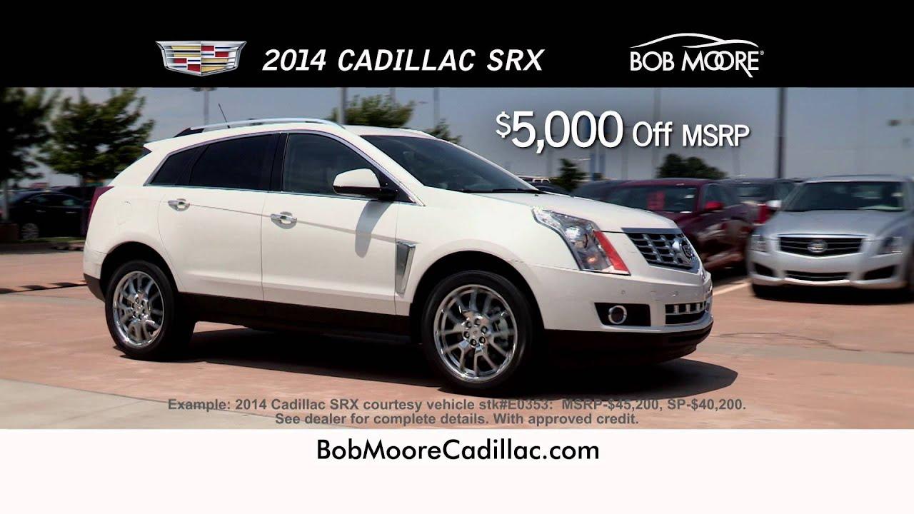 Bob Moore Cadillac Norman >> Bob Moore Cadillac Of Norman And Edmond August 2014 Commercial