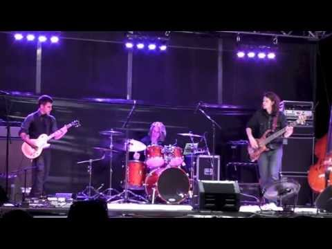 Steve Costello, Dave Ens and Wyatt Stav - Jaclyn Kenyon Band Solo