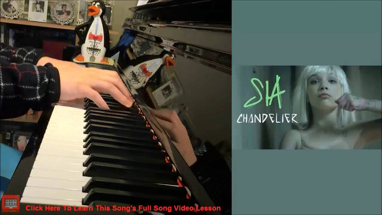 Sia chandelier piano cover by amosdoll youtube sia chandelier piano cover by amosdoll mozeypictures Image collections