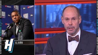 Inside the NBA Reacts to Video Footage of Masai Ujiri's NBA Finals Altercation | August 19, 2020