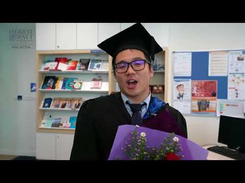 Best University for Actuarial Science in Malaysia at Top Ranked Heriot Watt University Malaysia