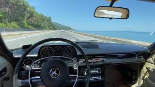 Mercedes-Benz W115 1973 ile Yolculuk -Neşet Ertaş