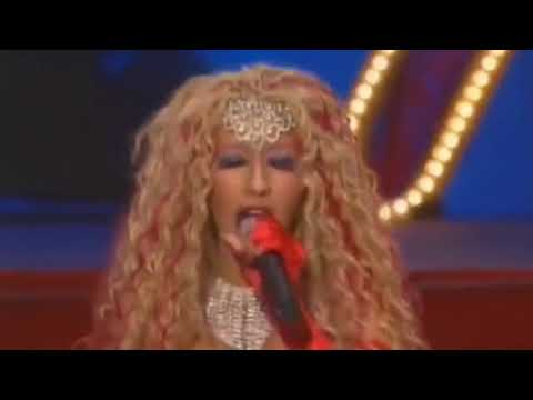 Christina Aguilera, Lil' Kim, Mya / Pink / Lady Marmalade (Live at the MTV Movie Awards 2001)