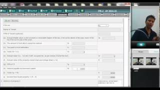 615 (Income tax) How to Carry forward losses after Current year &Bought forward loss adjustment
