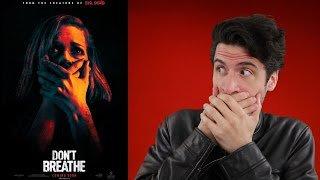 "3 robbers learn a new level of fear when they try to rob a blind man played by Stephen Lang. Here's my review of ""Don't Breathe""! See more videos by Jeremy ..."