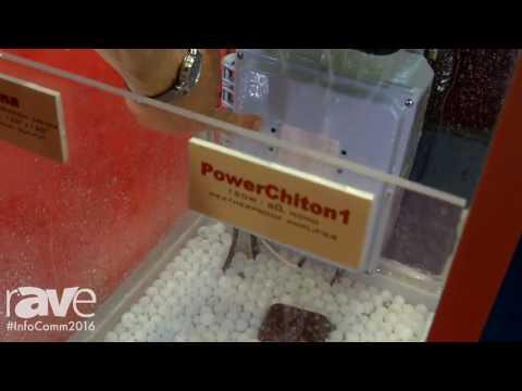 InfoComm 2016: Technomad Demonstrates Weatherproof Speaker and Amplifier