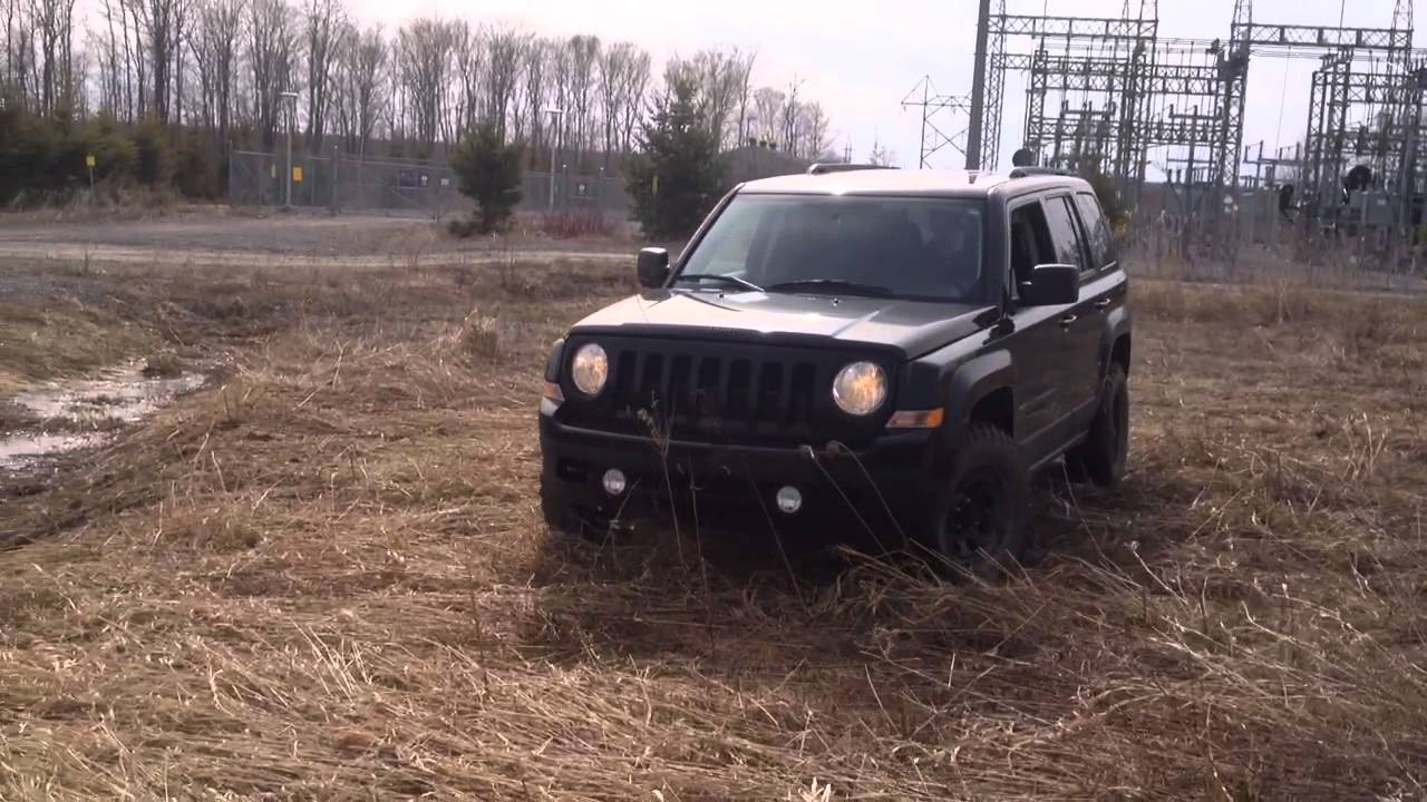 Jeep Patriot 2014 Off-road