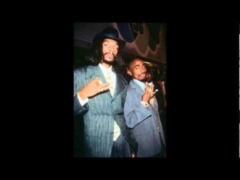 2Pac - Just Watchin' (Unreleased) ft. Snoop Dogg & Daz Dillinger.wmv