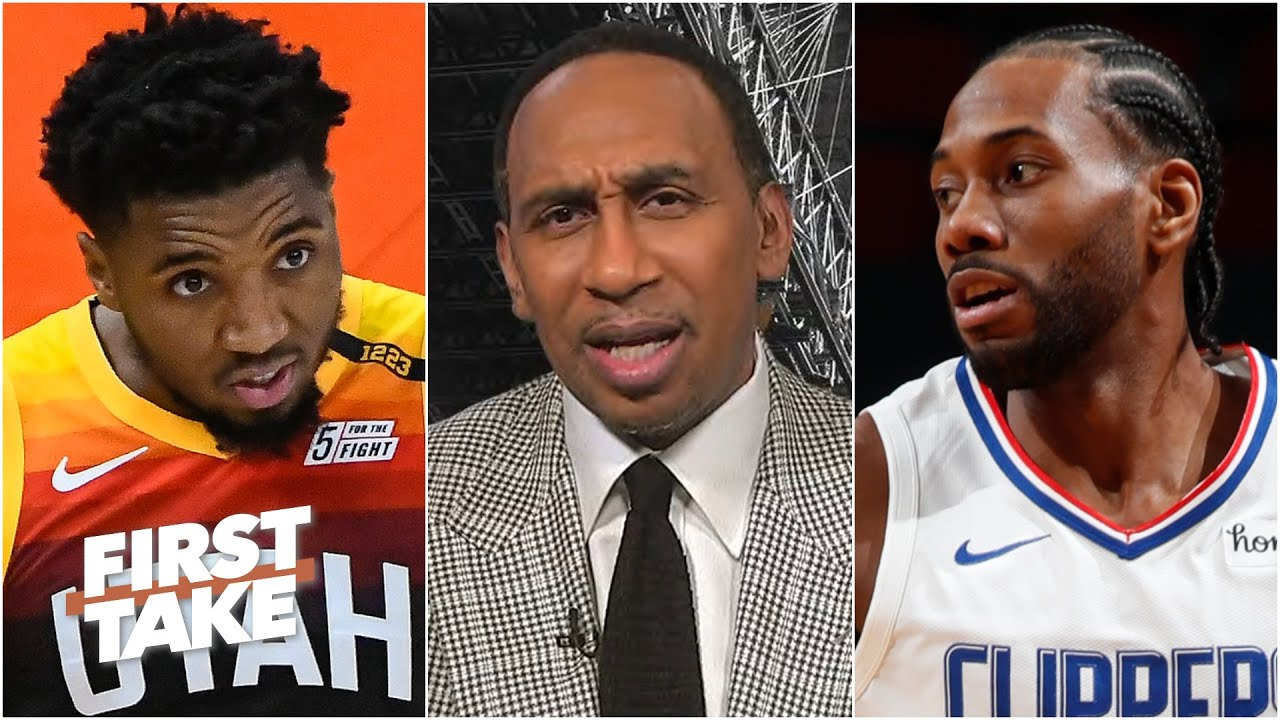 Clippers or Jazz?: Stephen A. & Max debate the Lakers' biggest threat   First Take