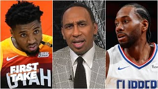 Clippers or Jazz?: Stephen A. & Max debate the Lakers' biggest threat | First Take