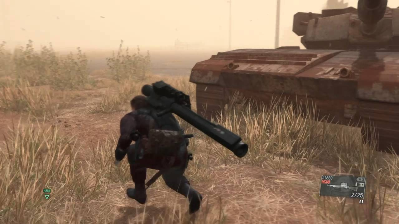 METAL GEAR SOLID V: THE PHANTOM PAIN Mission 29 Defeating The Skulls