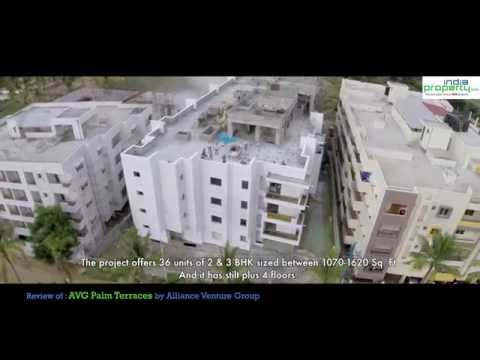 AVG Palm Terraces 2/3 BHK Apartments - A Property Review by IndiaProperty.com