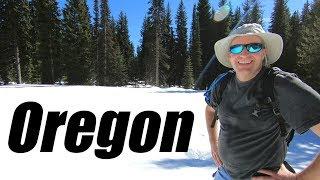 Hiking in the Beautiful Wallowa Mountains of Eastern Oregon
