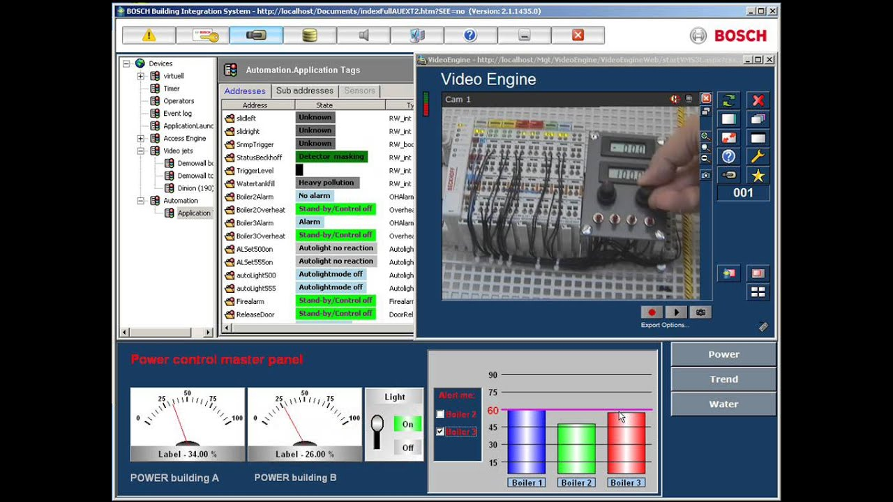 Bosch Bis Auext Automation Extension Scada Part1 Honeywell Smart Vfd Drive