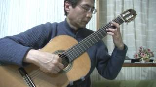 Luis de Milan pavana 1  ルイス・ミラン パヴァーヌ1