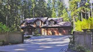 Bainbridge Island - Custom Built Traditional Home 2.3 Pristine, Fenced And Gated Acres
