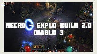 Diablo 3 - Totenbeschwörer: Explo Build 2.0 (God Mode)