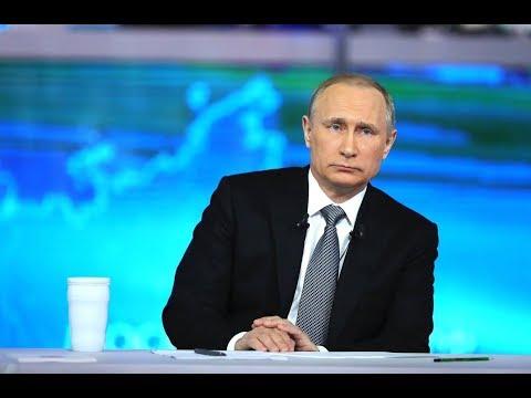 Прямая линия с Владимиром Путиным - 2019. Полное видео