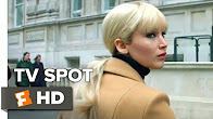 Red Sparrow TV Spot - The Ride Won't Stop (2018) | Movieclips Coming Soon - Продолжительность: 36 секунд