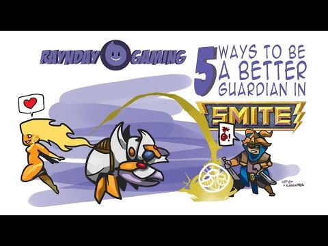 Top 5 Ways To Become A Better Guardian Support In Smite Vloggest