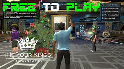 Four Kings Casino - Free To Play (Online Multiplayer Gameplay PS4)