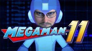 СТАРЫЕ РАЗБОРКИ ► Mega Man 11