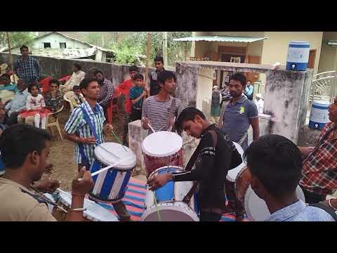 Rakesh And Rajwadi Dhol Parti Partapur,Mob.7427040871-Praveen Damami