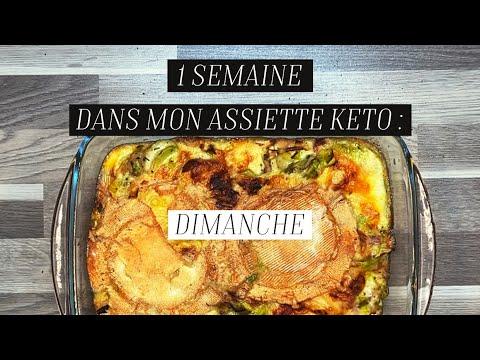 jour-1- -une-semaine-dans-mon-assiette-keto- -tartiflette-au-poireaux-cÉtogÈne-+-salade