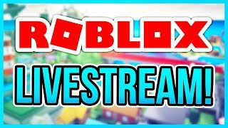 ROBLOX LIT STREAM! + Playing with Viewers - THANK YOU FOR 1K !!! 💖