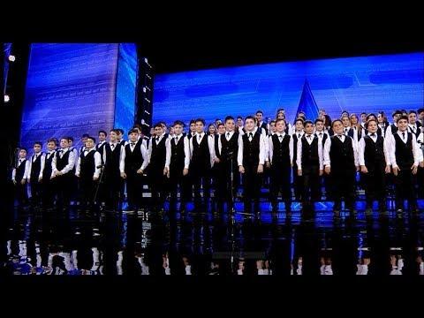 Video: A children's choir from Georgia sang a gorgeous