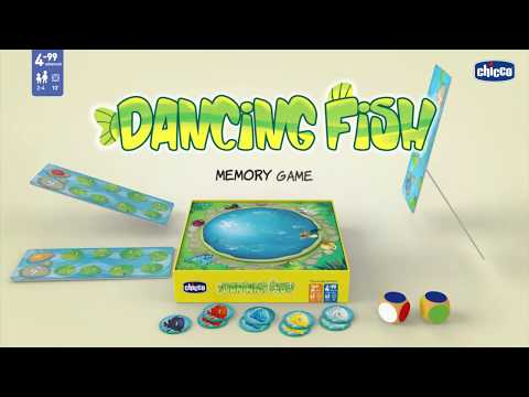 How To Play Dancing Fish - Chicco (English)