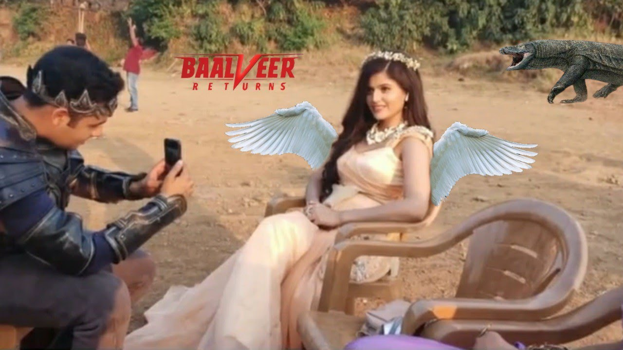 आनन्या परी और बालवीर | BaalVeer is Back | Ananya's Pari look | Upcoming Updates | TV show TALK
